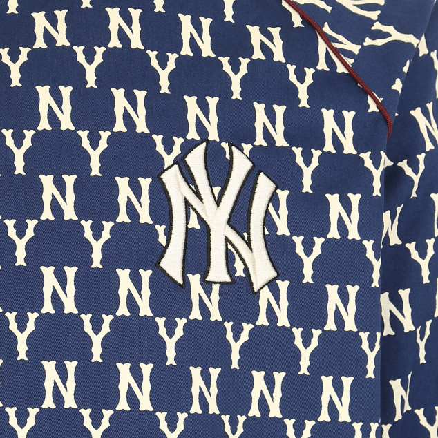 모노그램 베이스볼 점퍼 뉴욕양키스