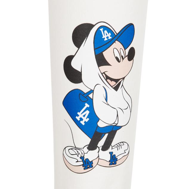 [현아착용]MLB X DISNEY 미키마우스 트레이닝 팬츠 LA다저스