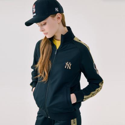MLB X DISNEY 미키마우스 테잎 트레이닝 집업 뉴욕양키스
