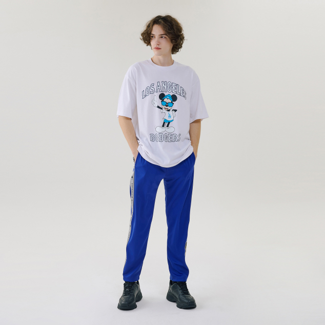 MLB X DISNEY 오버핏 반팔 티셔츠 LA다저스