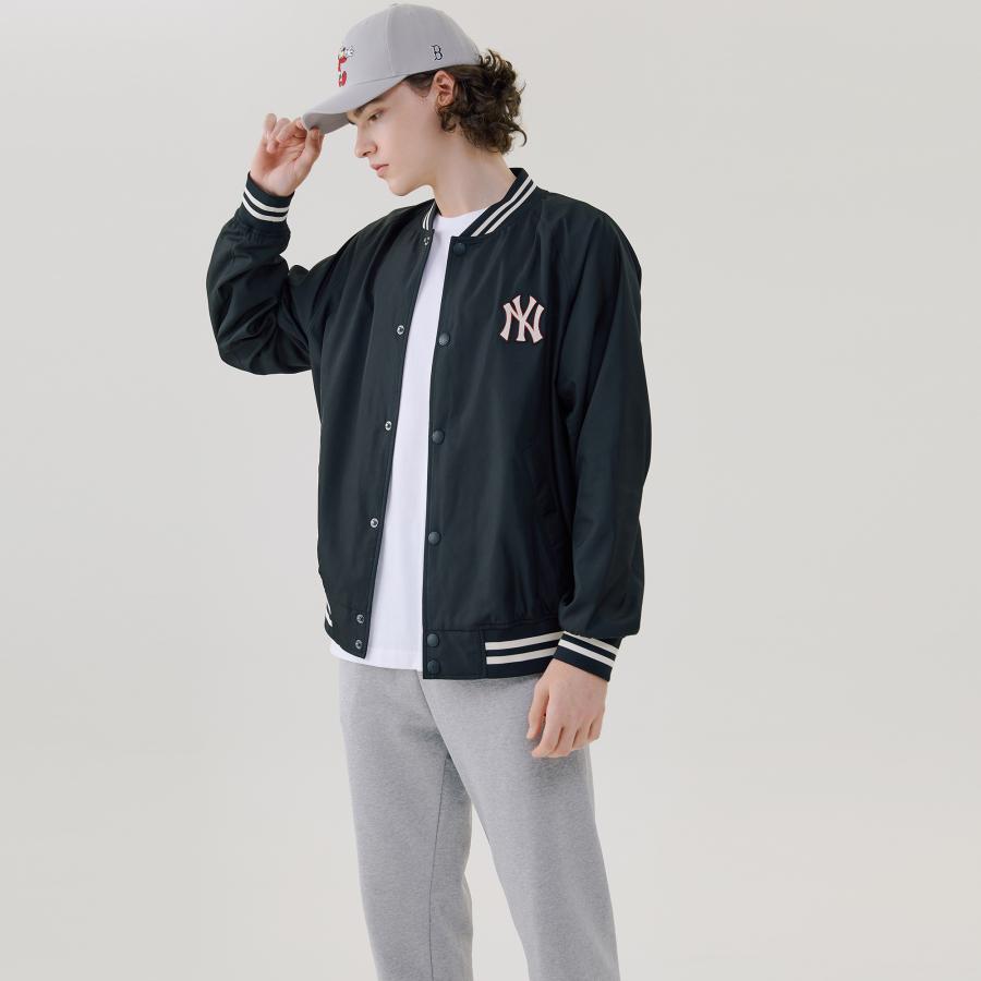 엠엘비(MLB) MLB X MICKEY 커브조절캡 Boston (GREY)