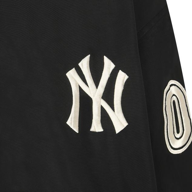 소매 포인트 베이스볼 점퍼 뉴욕양키스