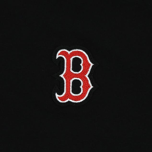 베이직 로고 반팔 티셔츠 보스턴 레드삭스