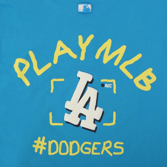 PLAY MLB 반팔 티셔츠 LA다저스