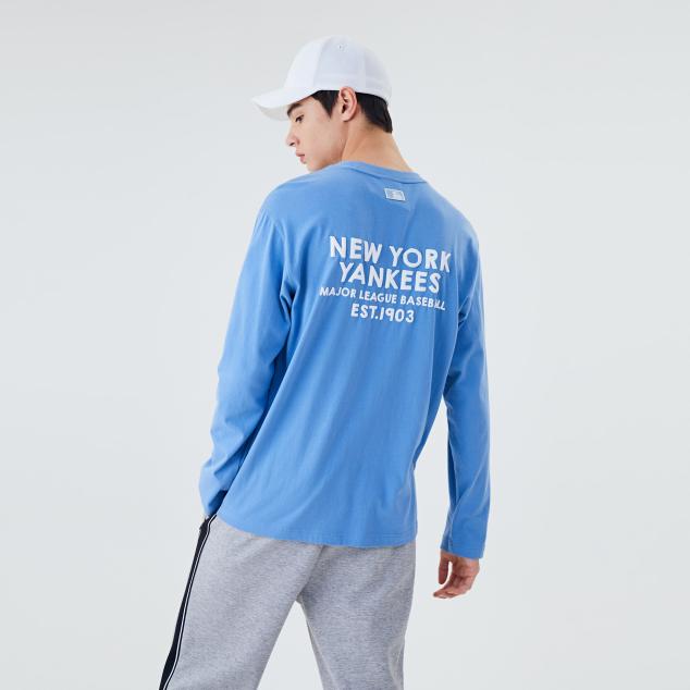 팝콘 긴팔 티셔츠 LA다저스