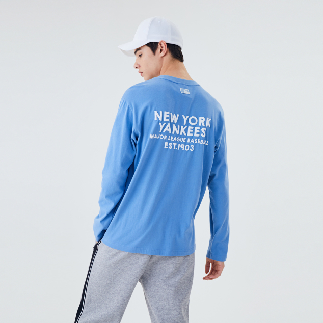 팝콘 긴팔 티셔츠 보스턴 레드삭스