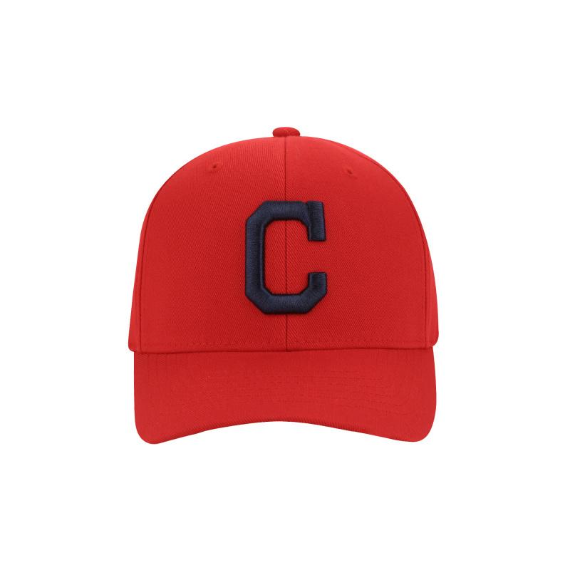 엠엘비(MLB) 캡틴 커브조절캡 C (RED)