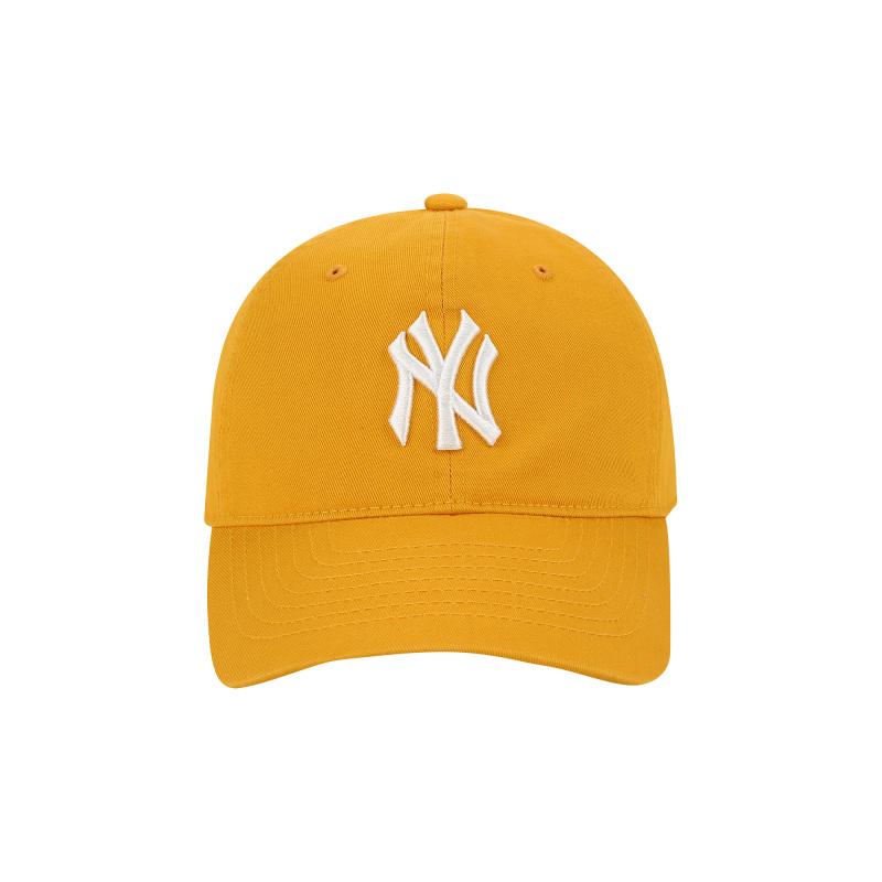 엠엘비(MLB) N-COVER 볼캡 NY (MUSTARD)