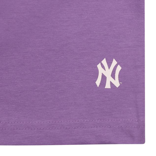 MLB LIKE 오버핏 반팔 티셔츠 뉴욕양키스