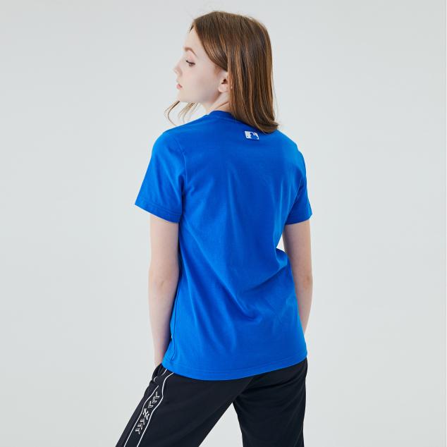 베이직 로고 반팔 티셔츠 LA다저스