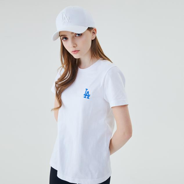 팝콘 빅로고 반팔 티셔츠 클리블랜드 인디언스
