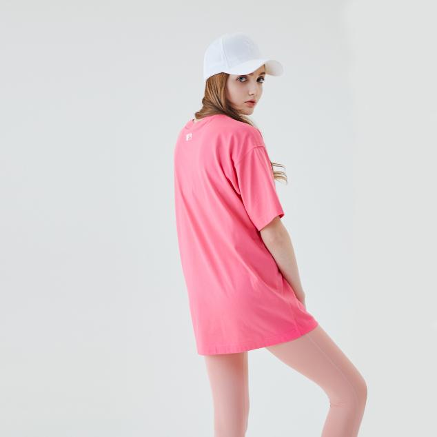 청키 오버핏 반팔 티셔츠 뉴욕양키스