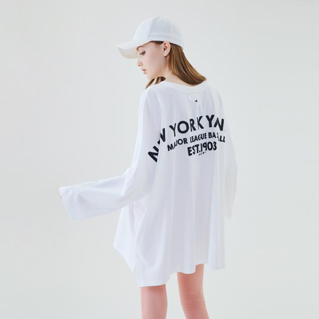 팝콘 볼륨자수 티셔츠 LA다저스