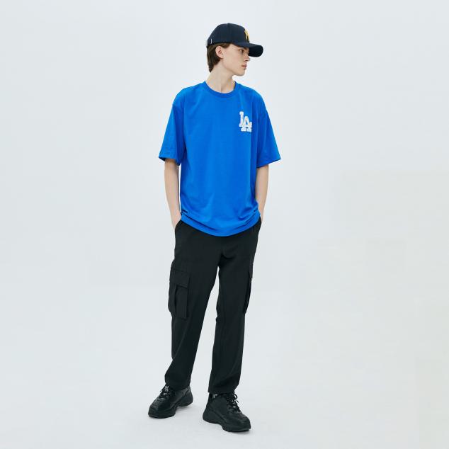 MLB LIKE 오버핏 반팔 티셔츠 LA다저스