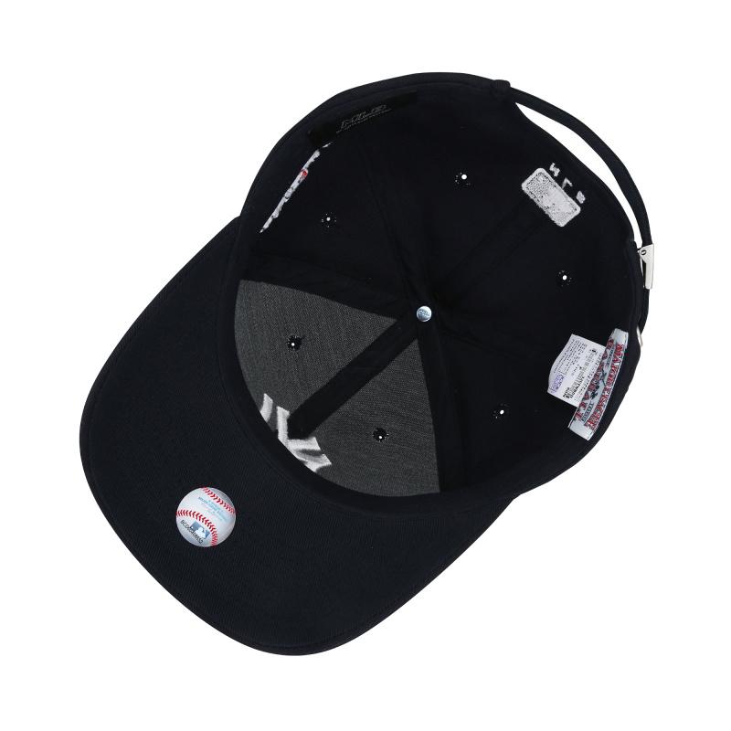 엠엘비(MLB) 20 오프닝데이 커브조절캡 NY (BLACK)