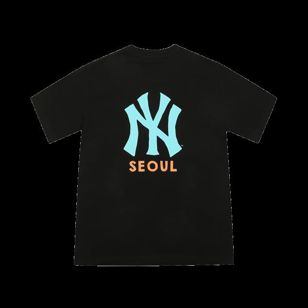 MLB CITY EXCLUSIVE SEOUL 반팔 티셔츠 뉴욕양키스