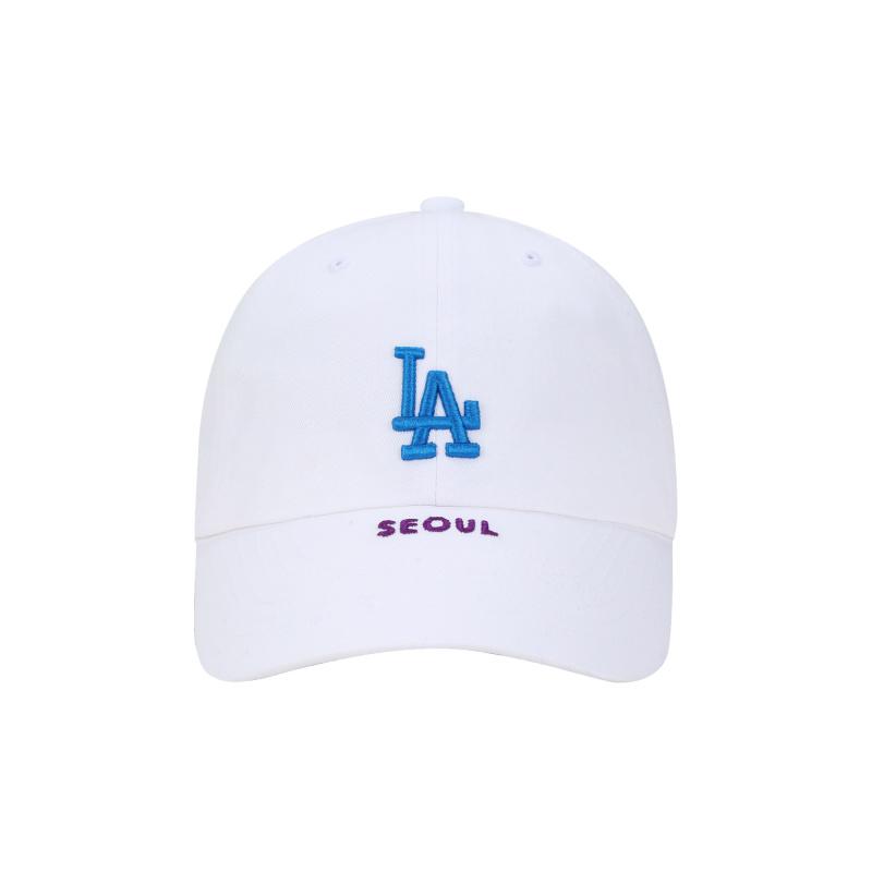 엠엘비(MLB) CITY EXCLUSIVE 볼캡 LA (WHITE)