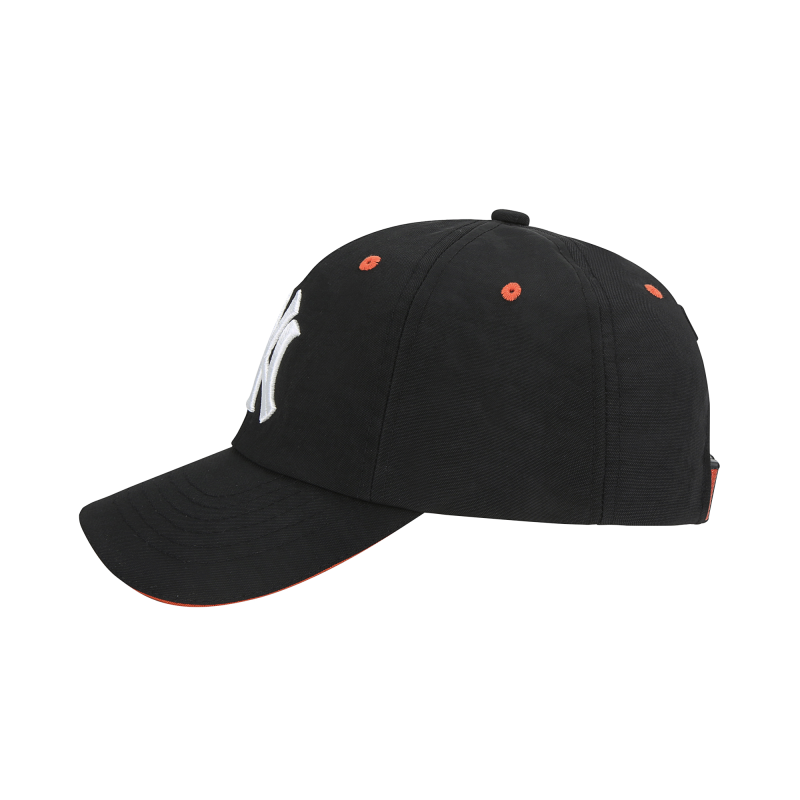 엠엘비(MLB) 레트로 컬러블록 볼캡 NY (BLACK)