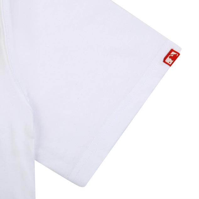 레인보우 롤리팝 오버핏 반팔 티셔츠 뉴욕양키스