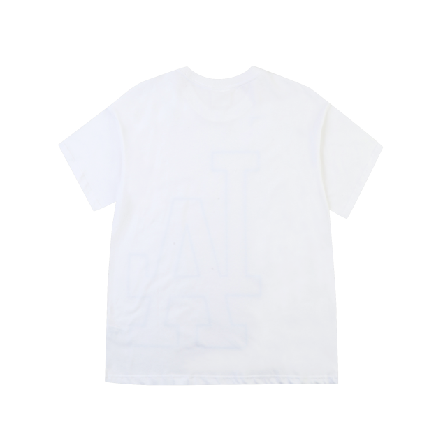 울트라 로고 오버핏 반팔 티셔츠 LA다저스