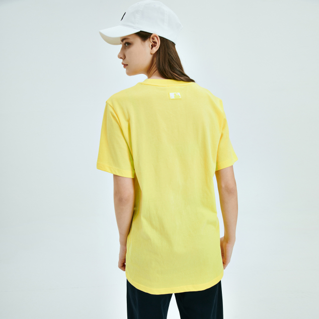 [현아착용]하트 베이직 반팔 티셔츠 뉴욕양키스