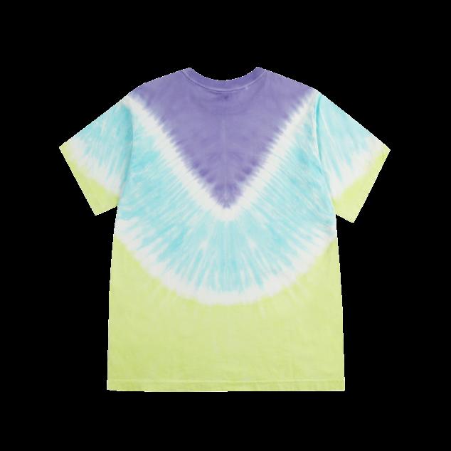 타이다이 브이라인 오버핏 반팔 티셔츠 샌프란시스코 자이언츠