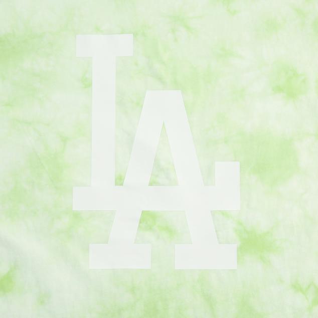 타이다이 빅로고 오버핏 반팔 티셔츠 LA다저스