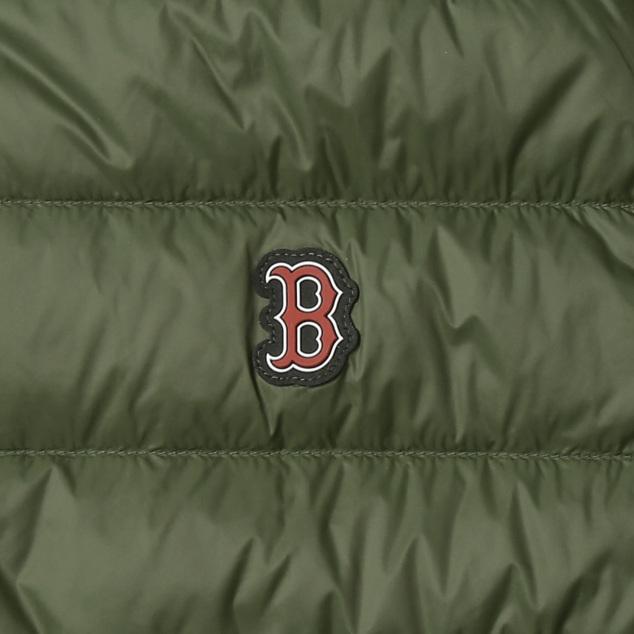 베이스볼점퍼 경량패딩 보스턴 레드삭스