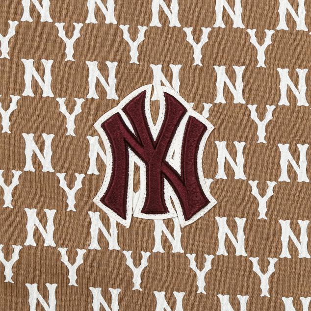 모노그램 야구 점퍼 뉴욕양키스