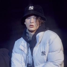 코듀로이 버킷햇 뉴욕양키스