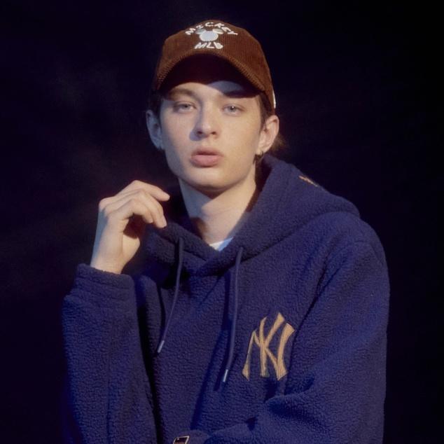 MLB X MICKEY 코듀로이 볼캡 뉴욕양키스