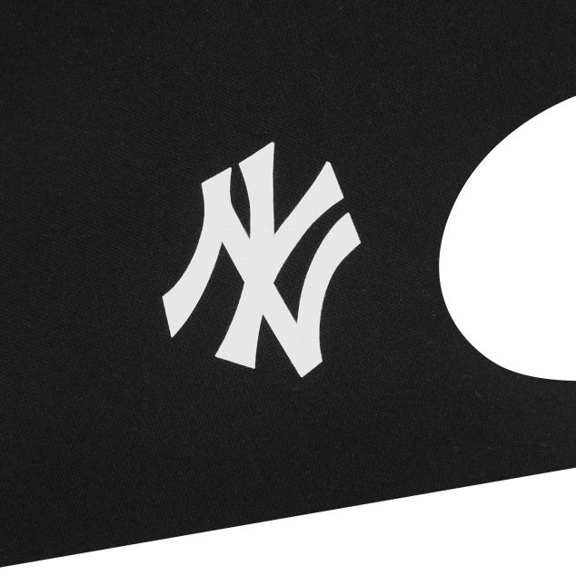 MLB 스몰로고 컬러 마스크 뉴욕양키스