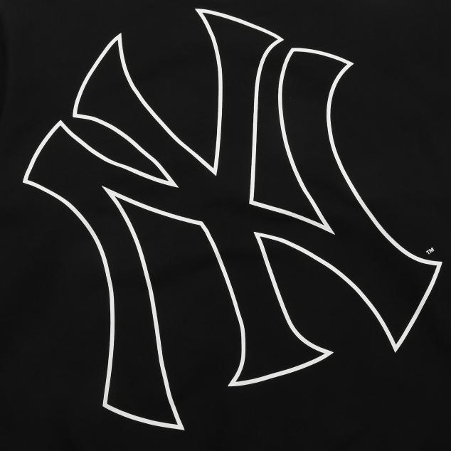 메가로고 오버핏 맨투맨 (셋업) 뉴욕양키스