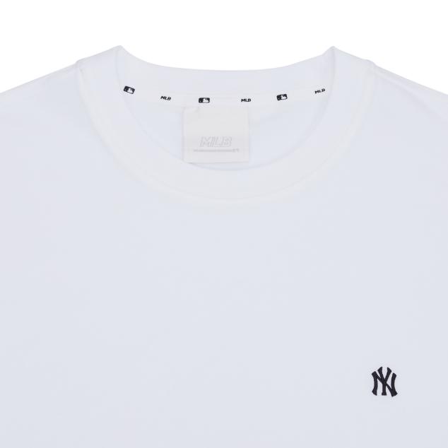 스몰로고 반팔 티셔츠 뉴욕양키스