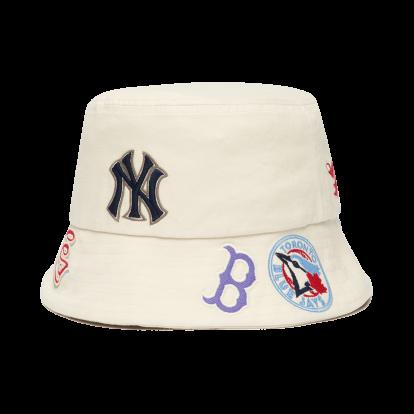 와펜 버킷햇 MLB