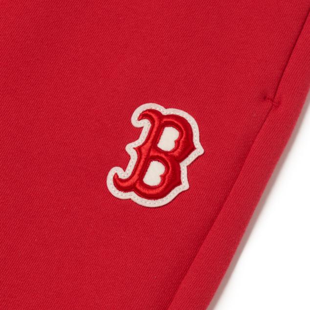 베이직 기모 조거 트레이닝팬츠 (셋업) 보스턴 레드삭스