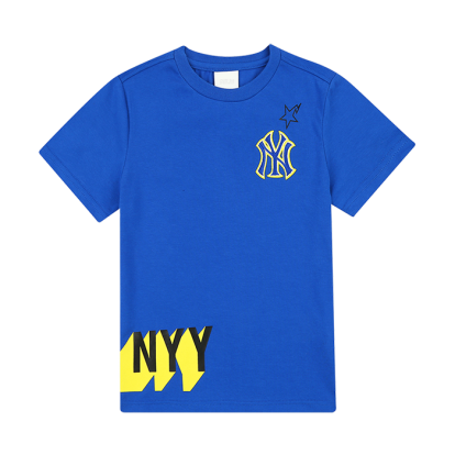 BOYS COLORFUL LOGO SHORT SLEEVED T-SHIRT