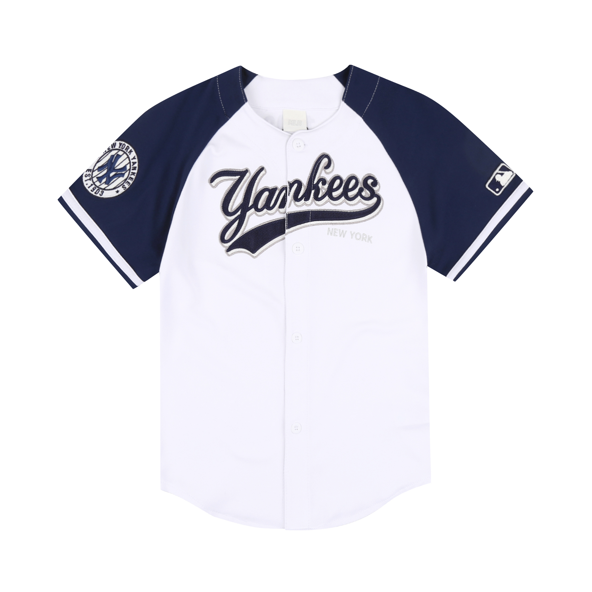 NEW YORK YANKEES UNISEX SIGNATURE BASEBALL JERSEY