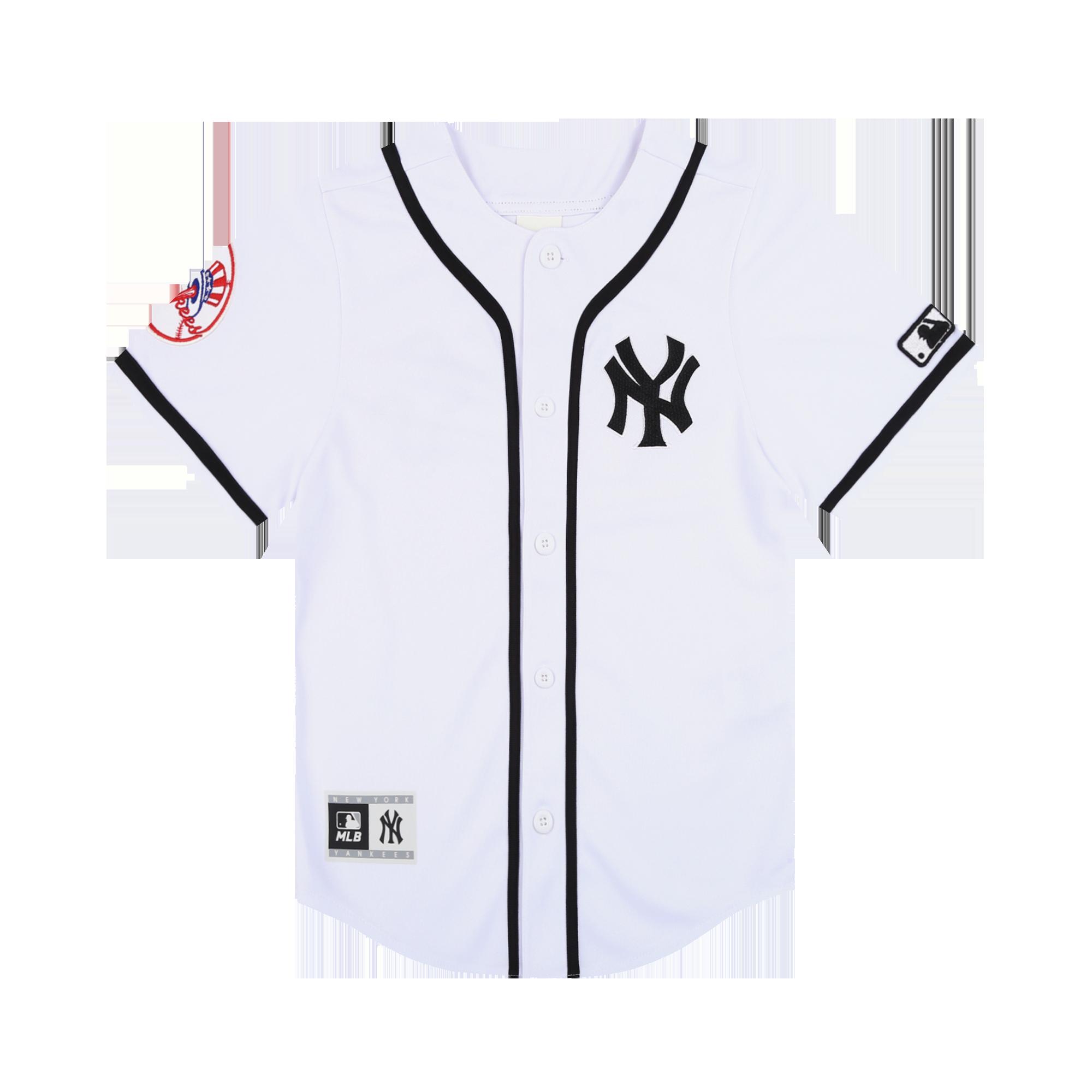 NEW YORK YANKEES UNISEX STREET BASEBALL JERSEY