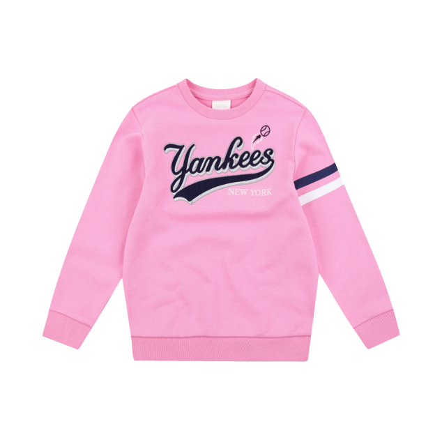 NEW YORK YANKEES UNISEX SIGNATURE LOGO SWEATSHIRT