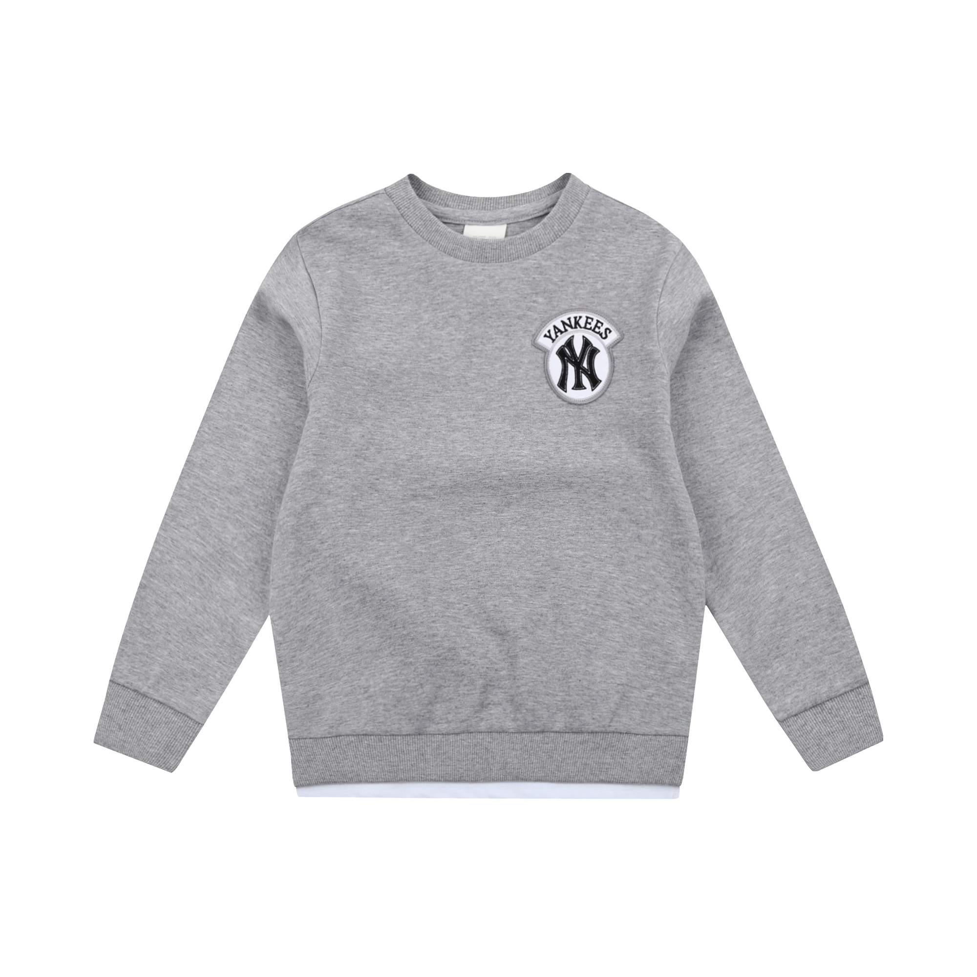 NEW YORK YANKEES UNISEX LAYERED SWEATSHIRT