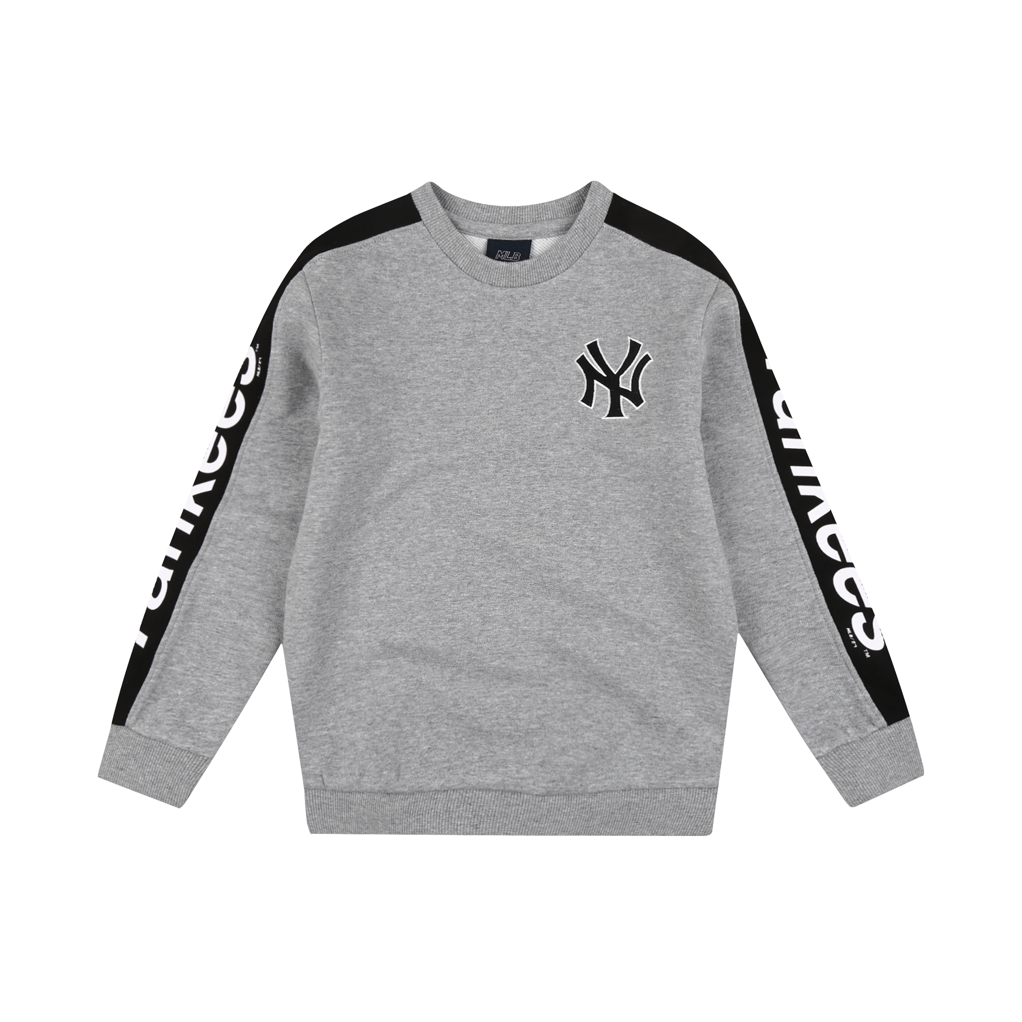 NEW YORK YANKEES UNISEX SLEEVE LOGO SWEATSHIRT