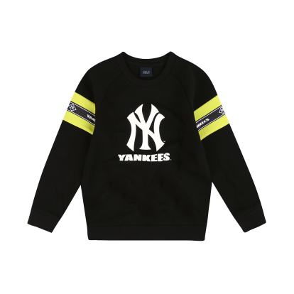 NEW YORK YANKEES UNISEX SLEEVE CUT BICOLOR SWEATSHIRT
