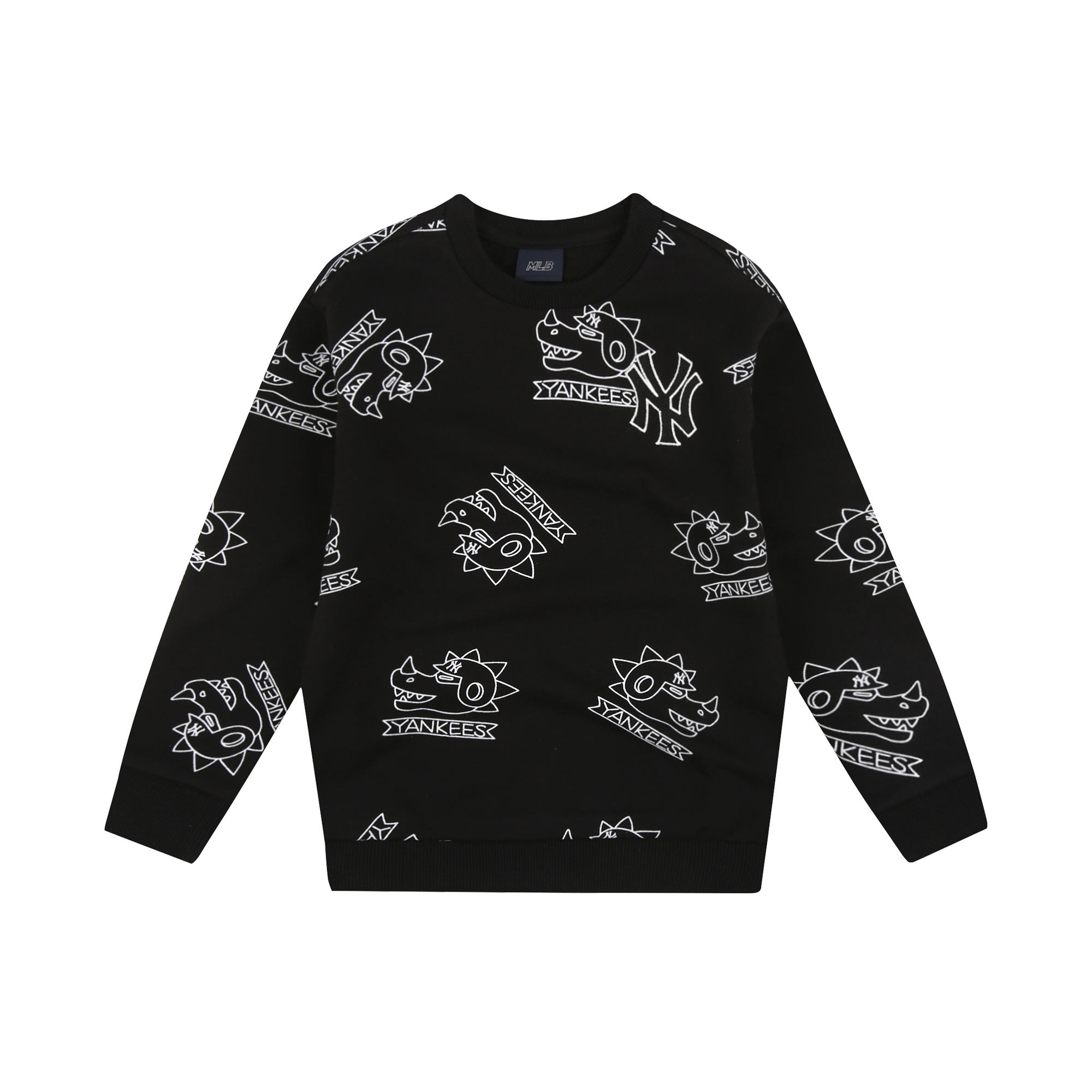 NEW YORK YANKEES UNISEX KINO FRONT SWEATSHIRT