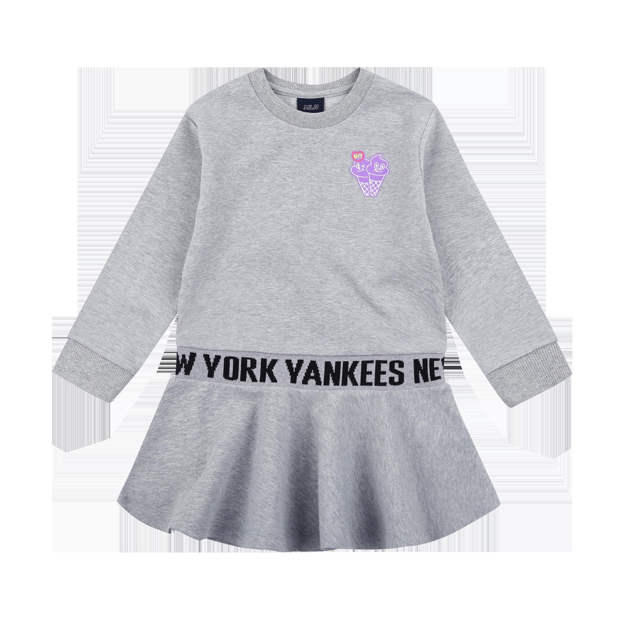 NEW YORK YANKEES ICE CREAM LOGO DRESS