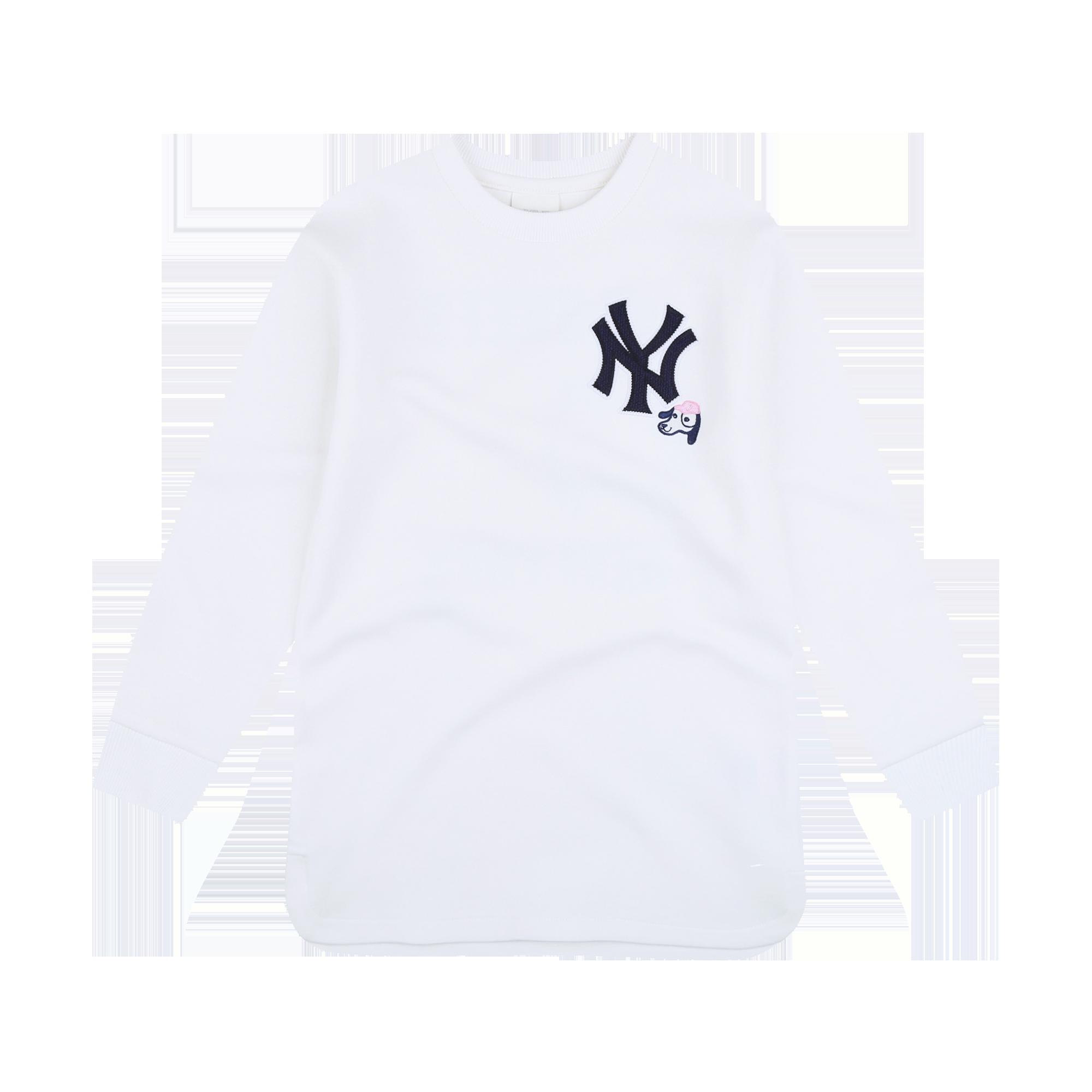 NEW YORK YANKEES BARK OVER FIT DRESS