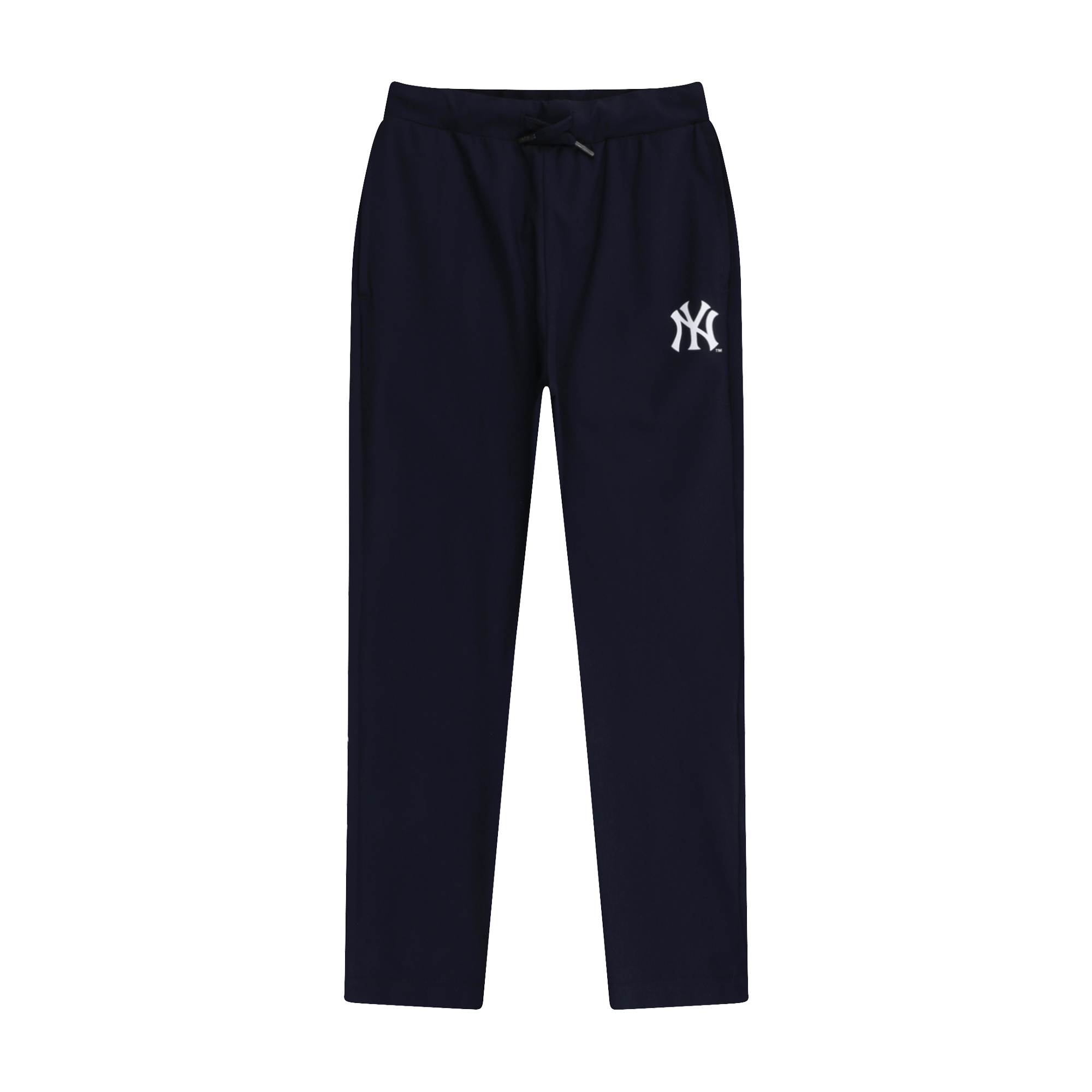 NEW YORK YANKEES UNISEX SIDELINE LOGO TRIKOT PANTS