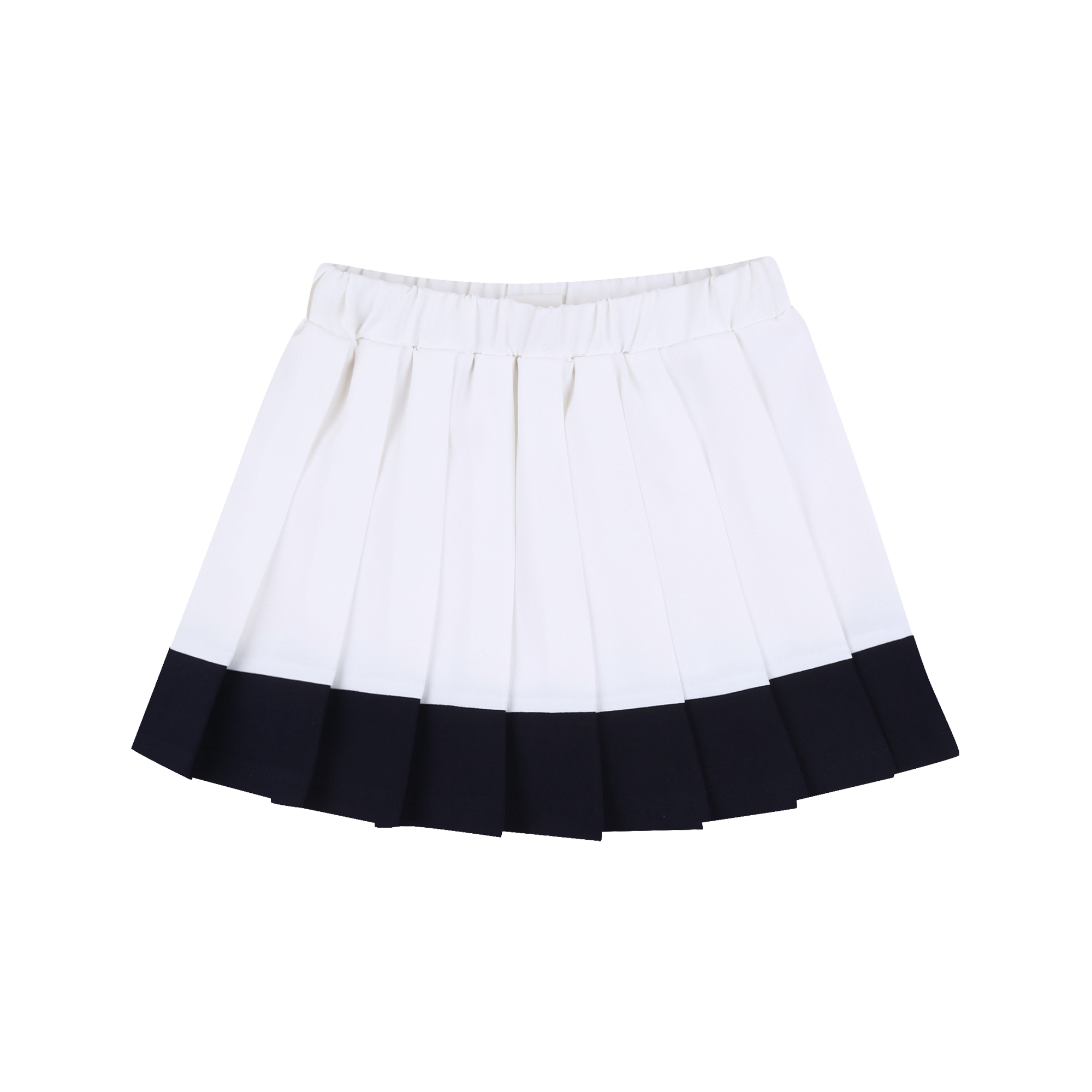 GIRL'S PLEATS SKIRT