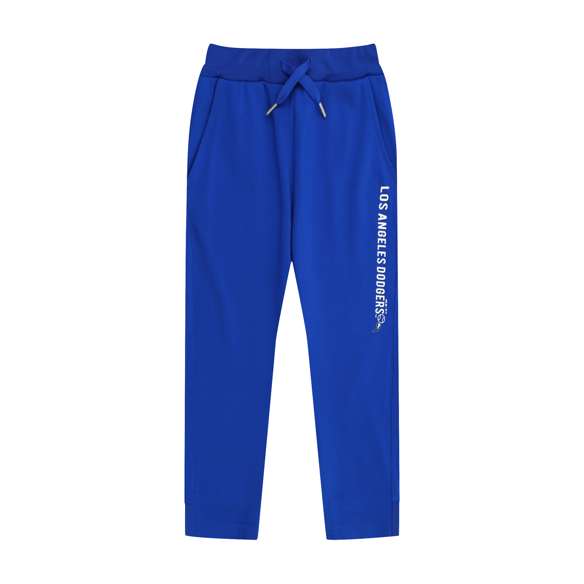 LA DODGERS BASIC LOGO CAPRI PANTS