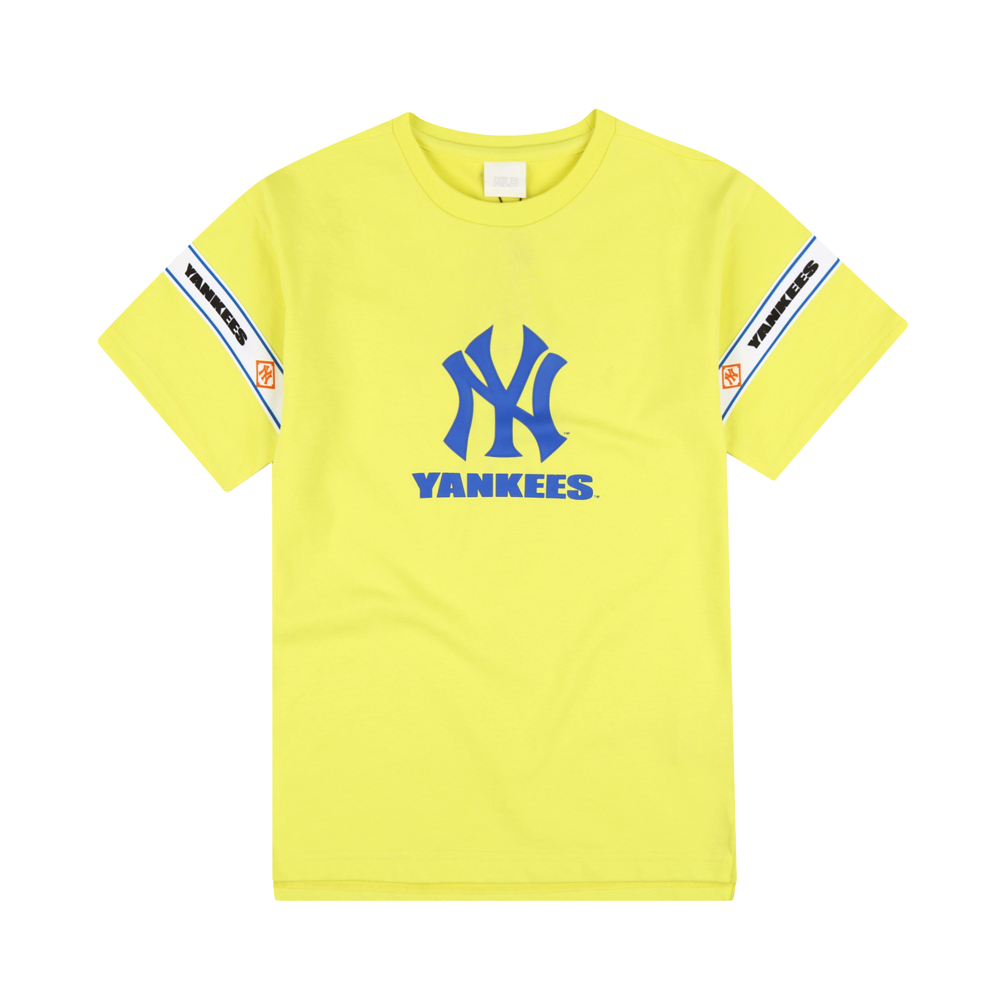 NEW YORK YANKEES UNISEX COLOR BIG LOGO SHORT SLEEVE T-SHIRT